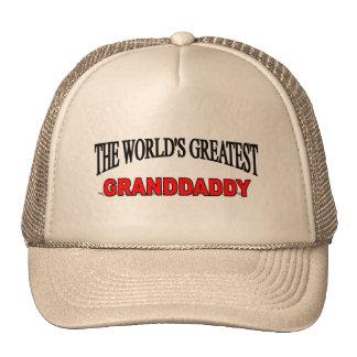 The World's Greatest Granddaddy Trucker Hats
