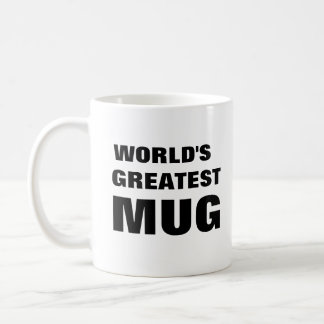 The World's Greatest Mug
