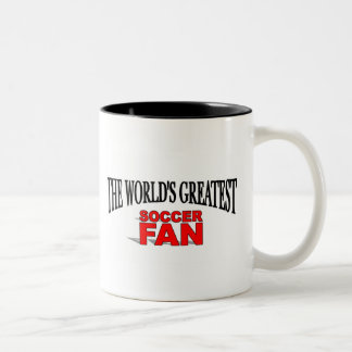 The World's Greatest Soccer Fan Coffee Mugs