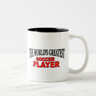 The World's Greatest Soccer Player Mugs