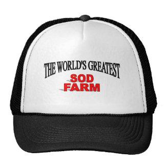 The World's Greatest Sod Farm Mesh Hat