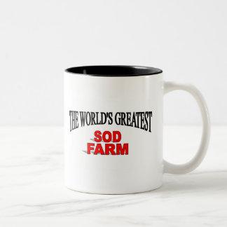 The World's Greatest Sod Farm Coffee Mug