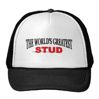 The World's Greatest Stud Hats