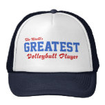 The World's greatest Volleyball player Mesh Hats