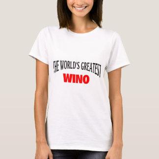 the world's Greatest wino T-Shirt