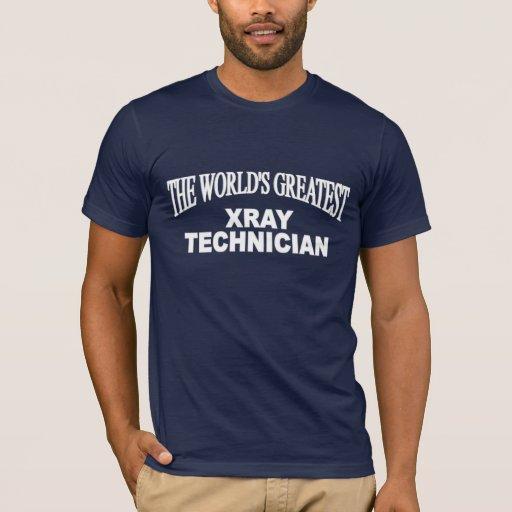 The World's Greatest Xray Technician T-Shirt