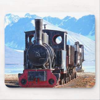 The world's northernmost train, Svalbard Mouse Mat