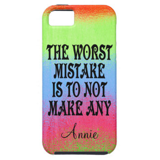 The Worst Mistake is Not to Make Any iPhone 5 Covers