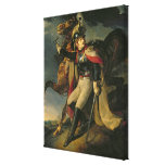 The Wounded Cuirassier, 1814 Canvas Prints
