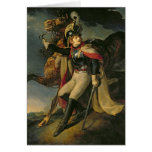 The Wounded Cuirassier, 1814 Greeting Card