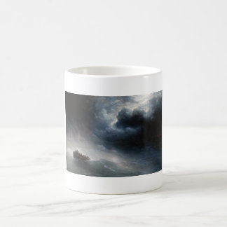 The Wrath of the Seas Ivan Aivazovsky seascape Mugs