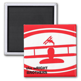 the wRIGHT BROTHERS magnent Magnet