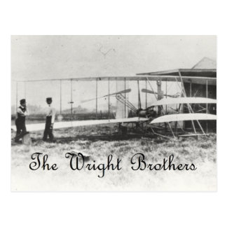 The Wright Brothers Postcard