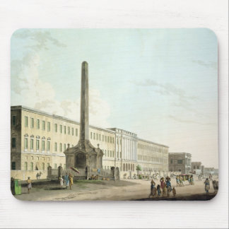 The Writers' Buildings, Calcutta, plate 30 from 'O Mouse Pad