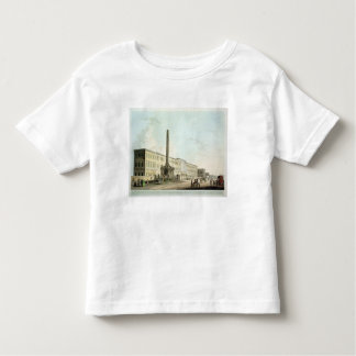 The Writers' Buildings, Calcutta, plate 30 from 'O Toddler T-Shirt