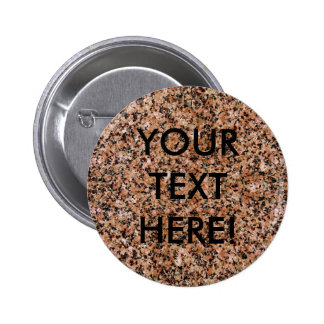 THE WRITING IS ON THE GRANITE WALL! BUTTONS