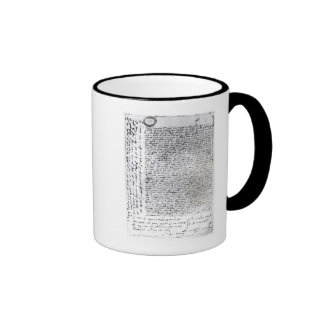 The written dispatches of Sir Francis Drake Mug