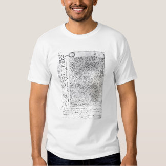 The written dispatches of Sir Francis Drake T Shirts