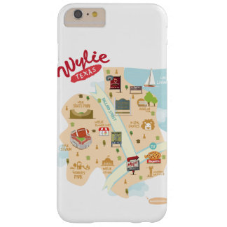 The Wylie Texas iPhone Case