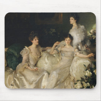 The Wyndham Sisters Mouse Mat