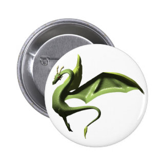 The Wyrm transparent background Pinback Buttons