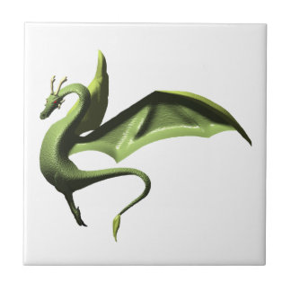 The Wyrm, transparent background Tile