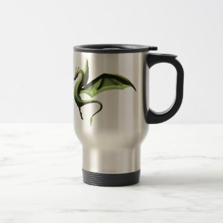 The Wyrm, transparent background Travel Mug
