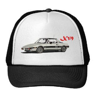 The X1/9 Sports Car Cap