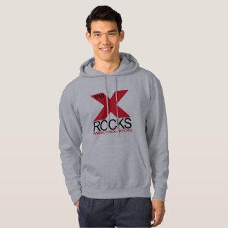 The X Gray Hoodie