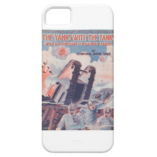 The Yanks With The Tanks iPhone 5 Cover