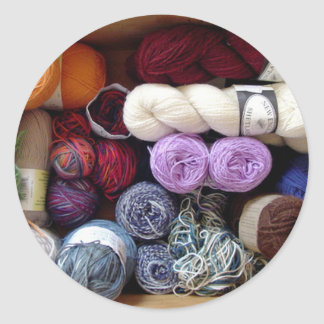 The Yarn Collector s Box Stickers