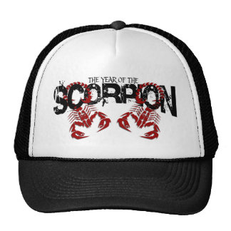 The Year of the Scorpion #2 Cap