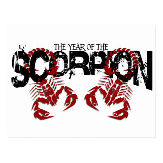The Year of the Scorpion #2 Postcard
