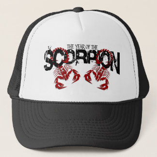 The Year of the Scorpion #2 Trucker Hat