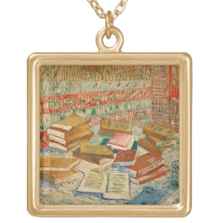 The Yellow Books, 1887 Pendants