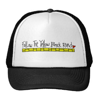 The Yellow Brick Road Cap