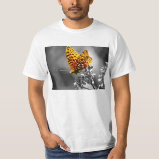 The Yellow Butterfly T-shirts