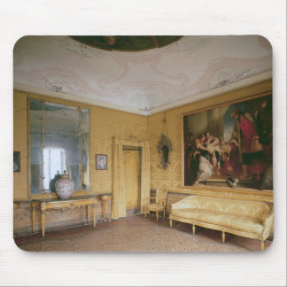 The Yellow Drawing Room, Ca' Rezzonico Mouse Pad