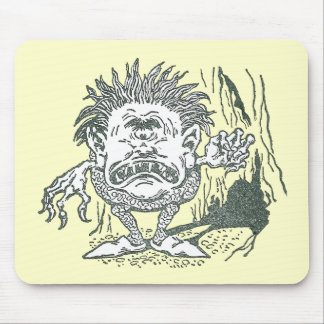 The Yellow Dwarf Mouse Pad