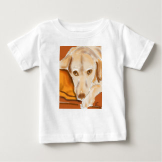 The Yellow Lab Baby T-Shirt