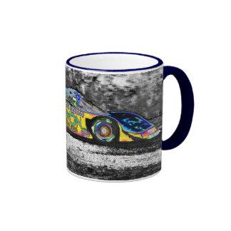 The Yellow Peril! Ringer Coffee Mug