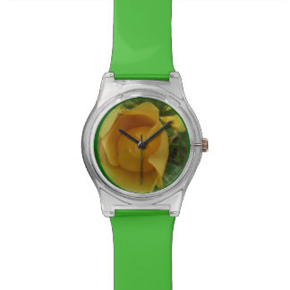The Yellow Rose Watch