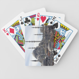 The Yeni Mosque Bicycle Playing Cards