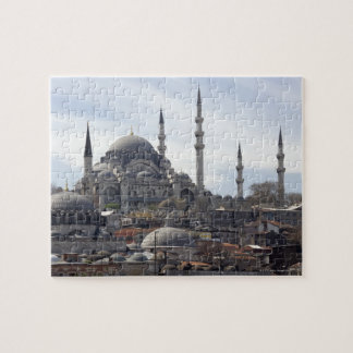 The Yeni Mosque Puzzle