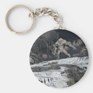 The Yeti Key Ring