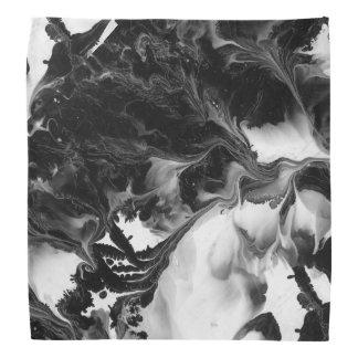 THE YIN AND THE YANG (an abstract art design) ~ Bandannas