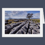 The Yorkshire Dales - Limestone Country Card