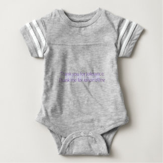 The You and Me Collection Baby Bodysuit