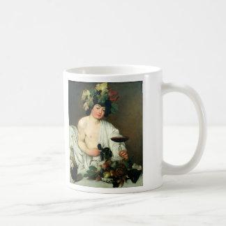 The Young Bacchus, Caravaggio Coffee Mug