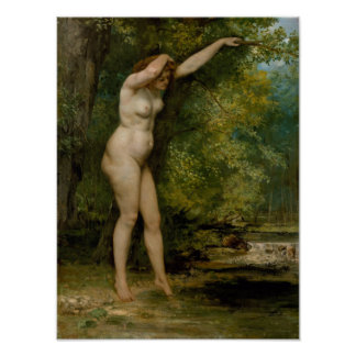 The Young Bather Poster